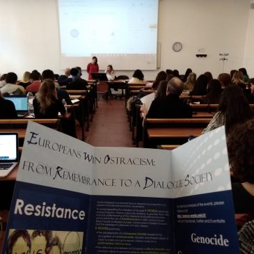 Human Rights – Resistance – Identity
