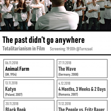 The Past Didn't Go Anywhere: A Series of E-WORDS Films
