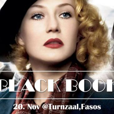 Black Book by Paul Verhoeven Showing on Nov 20th