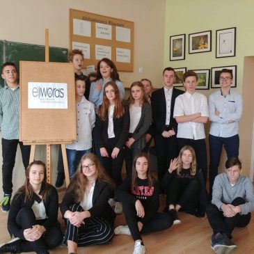 E-WORDS Meets Polish Teenagers in Golcza (PL)